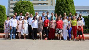 AÜ'de Uluslararası Personel Haftası