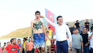 ADRASAN'DA FESTİVAL