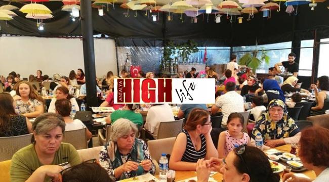 'Kadının Gücü Antalya'dan ilk etkinlik