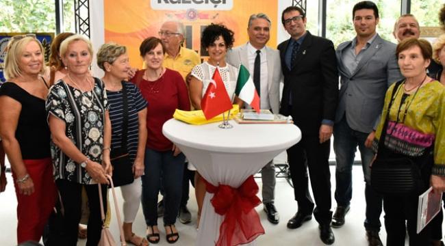 Kardeş kent iyi niyet protokolü imzalandı