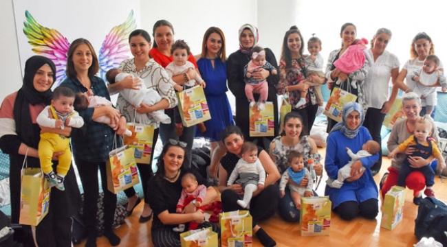 Dünya Çocuk Hakları Günü'nde buluştular