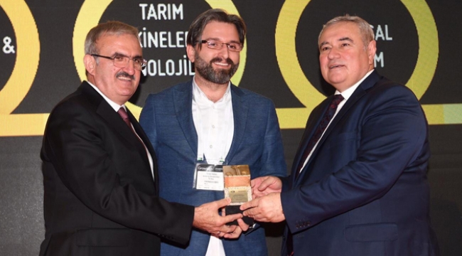 Öğretim üyesine inovasyon ödülü
