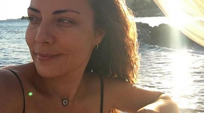 BURCU KARA ÖZLEMİNİ 'ŞİİR GİBİ' ANLATTI