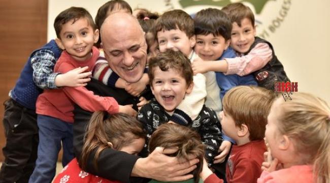 BAŞKAN BAHAR'DAN OKUL ÖNCESİ EĞİTİM SEKTÖRÜ İÇİN ÇAĞRI